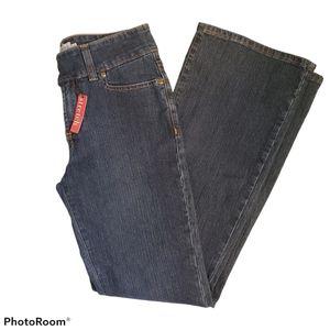 Tommy Hilfiger Euro flare dark wash jeans